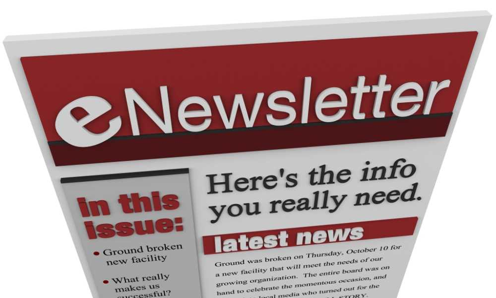 What is an eNewsletter and Why You Should Have One